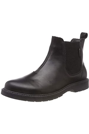 Naturino Jungen Piccadilly Chelsea Boots, (Nero 0a01)