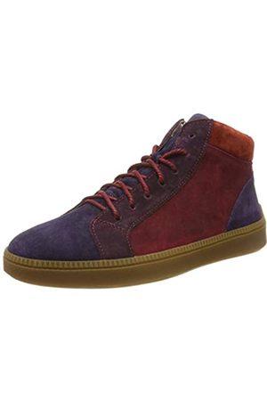 Think! Damen TURNA_585046 Hohe Sneaker, Mehrfarbig (Lila/Kombi 31)