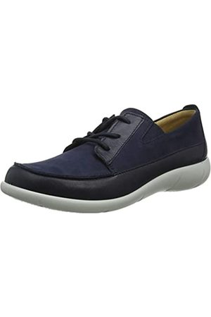 Hotter Damen Lark Mary Jane Halbschuhe, (Navy 030)