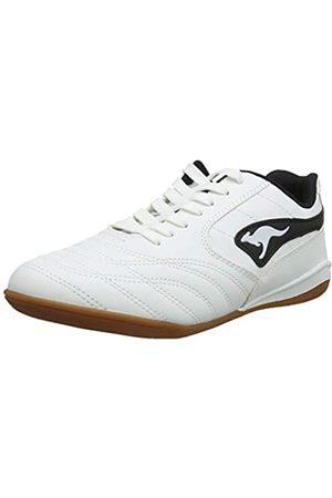 KangaROOS Herren K-Yard 3021 B Sneaker, (White/Black 005)