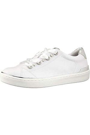Marco Tozzi Damen 2-2-23703-22 Sneaker, (White/Silver 191)