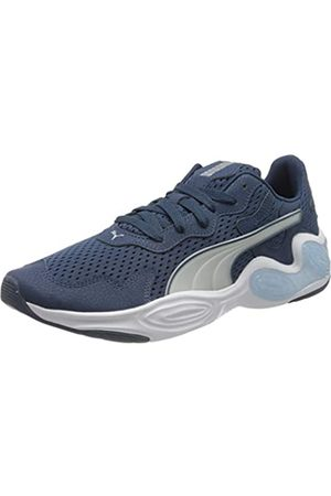 Puma Herren Cell Magma Sneaker, (Dark Denim White)
