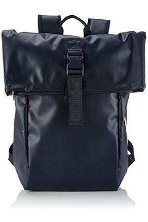 Bree Pnch 93, blue, backpack 83251093 Damen Rucksackhandtaschen 49x43x10 cm (B x H x T)