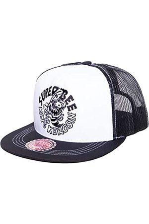 King kerosin Herren Baseballcap Mit Netzeinsatz Super Bee Sportlich Bestickt Stickerei Streetwear Klemmverschluss Baseball Cap Super Bee