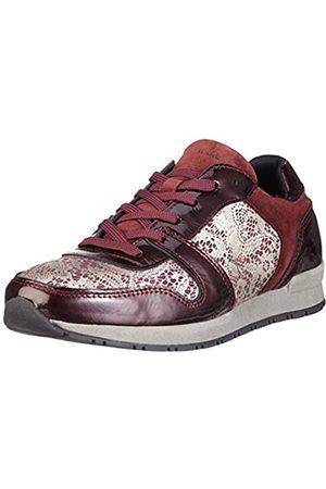 Marc Damen Raven Sneaker, (Bordo-Combi 00162)