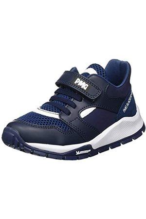 Primigi Jungen Scarpa Bambino SUOLA Michelin Hohe Sneaker, (Navy/Navy 5440711)