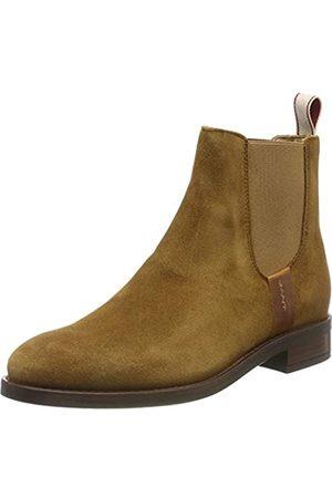 GANT Footwear Damen FAY Chelsea Boots, (Cognac G45)