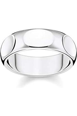 Thomas Sabo Unisex-Ring Puristisches 925 Sterlingsilber TR2281-001-21-54