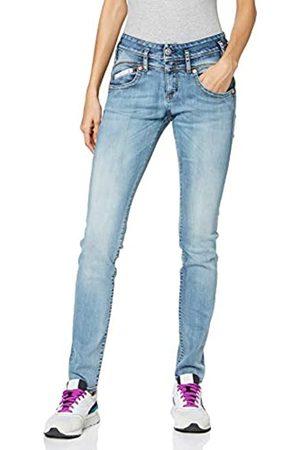 Herrlicher Damen Pearl Denim Powerstretch Slim Jeans
