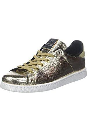 victoria Unisex-Erwachsene Deportivo Craquelado Sneaker, (Platino 594)