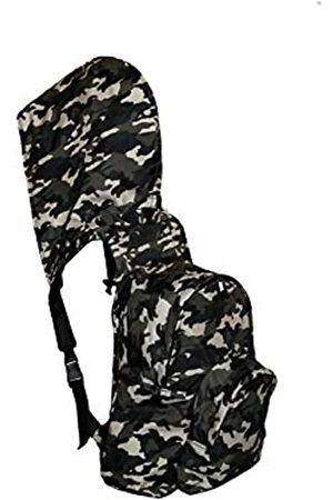 Morikukko Unisex-Erwachsene Hooded Backpack Kool Rucksack