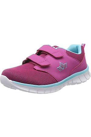 LICO Damen Nolan V Sneaker, Pink (Pink/Türkis Pink/Türkis)