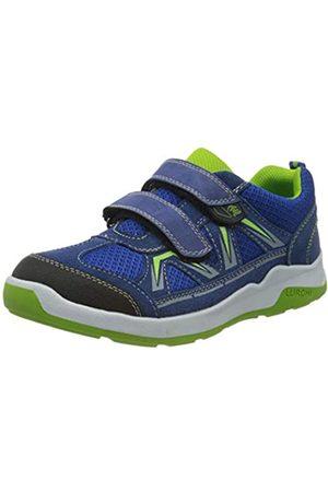 Lurchi Jungen Marcos Sneaker, (Royal Grass 42)