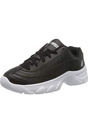 K-Swiss Herren ST129 Sneaker, (Black/White/Silver 085)