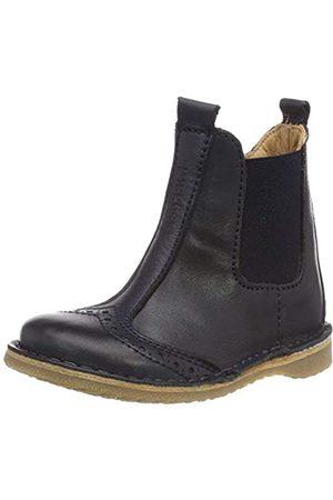 Bisgaard Unisex-Kinder 50238.119 Chelsea Boots, (Navy 601)