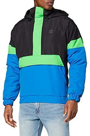 Urban classics Herren Windbreaker 3-Tone Neon Mix Pull Over Jacket Jacke