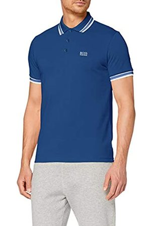 HUGO BOSS Herren Paddy' Poloshirt, (Bright Blue 437)