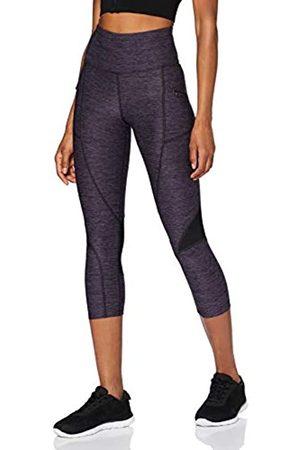AURIQUE Amazon-Marke: Damen Capri Lauf-Leggings, 40