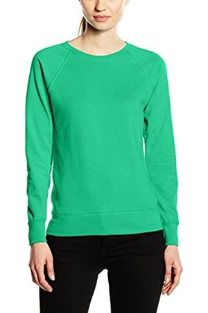 Fruit Of The Loom Damen Raglan Lightweight Sweatshirt