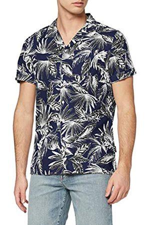 Superdry Herren Edit Cabana S/S Shirt Freizeithemd