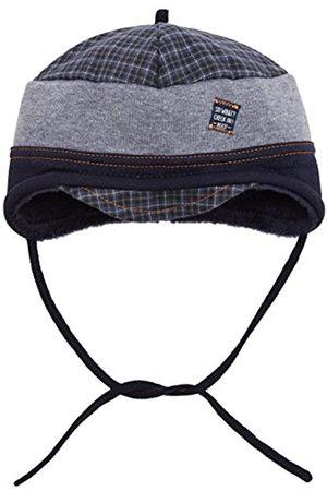 maximo Baby-Jungen Schildmütze mit Bindeband Mütze