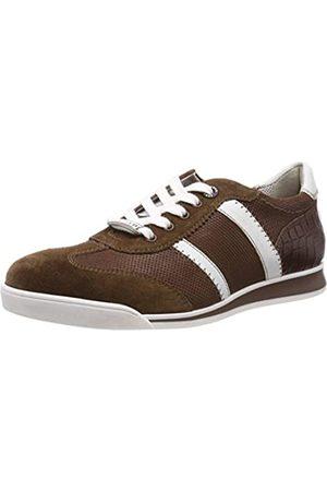 Lloyd Herren Argon Sneaker, (Cigar/Bianco/Cigar/Marrone 5)