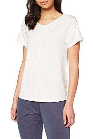Skiny Damen Sleep & Dream Shirt Kurzarm Schlafanzugoberteil