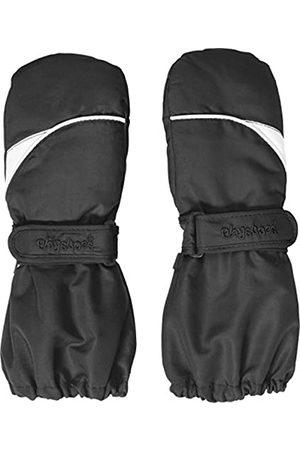 Playshoes Kinder Fäustlinge mit Thinsulate-Technik und langem Schaft warme Winter-Handschuhe mit Klettverschluss