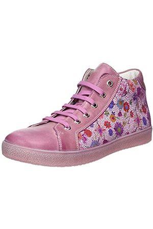 Däumling Mädchen Farah Hohe Sneaker, (Chalk Lavendel 28 28)