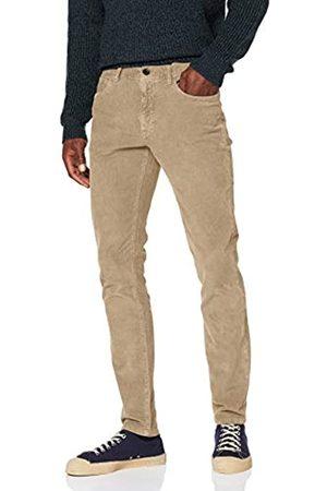 HKT BY HACKETT Hackett London Herren Straight Jeans HKT Cord 5 PKT, ( 844)