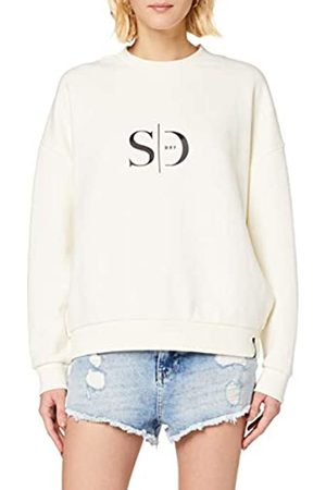 Superdry Damen Edit Slouchy Crew Sweatshirt