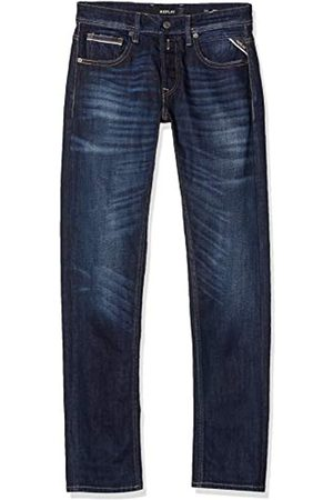Replay Herren Grover Straight Jeans