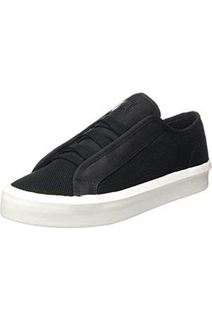 G-Star Damen Strett Lace Up Sneaker, (Black)