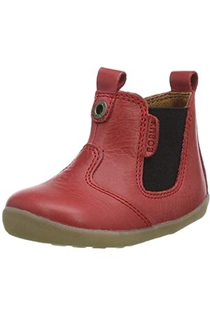 Bobux Unisex-Kinder Jodphur Chelsea Boots, (Red 1)