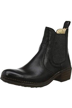 Neosens Damen Dakota Medoc Kurzschaft Stiefel, (Black S3077)