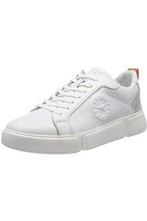 Dockers Herren 46RB002-100500 Sneaker, (Weiss 500)