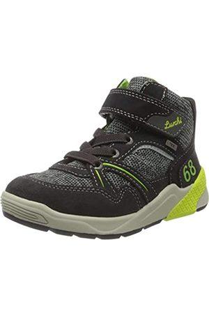 Lurchi Jungen Ryan-TEX Hohe Sneaker, (Charcoal 25)