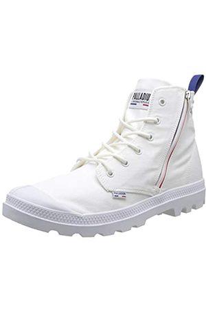 Palladium Unisex-Erwachsene Pampa Fr Outz U Hohe Sneaker, (Star White L47)