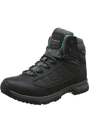 Berghaus Damen Explorer Active M Gore-tex Walking Boots Trekking- & Wanderstiefel, (Black/Dark Grey Bk2)