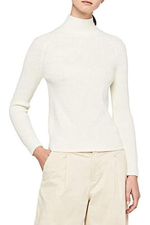 MERAKI Amazon-Marke: Damen Oversized Rollkragenpullover aus Wollmix, 38