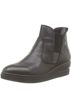 IGI&CO Damen Donna Gore-tex-41403 Kurzschaft Stiefel, (Nero 4140300)