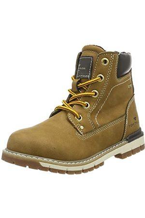 TOM TAILOR Jungen 7970101 Klassische Stiefel, (Camel 00070)
