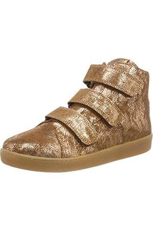 Bisgaard Mädchen 41816218 Hohe Sneaker, (322 Bronze)