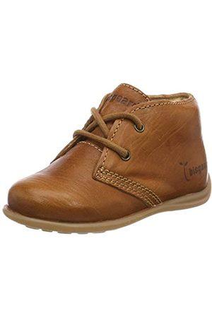 Bisgaard Unisex Baby 21219.119 Sneaker, (Cognac 505)