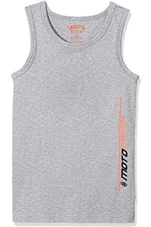 Sanetta Jungen Shirt w/o Sleeves w.Print Unterhemd