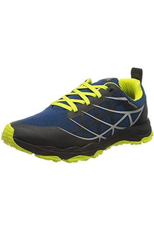 Jack Wolfskin Herren Trail Blaze Vent Low M Cross-Trainer, (Blue/Lime 1176)