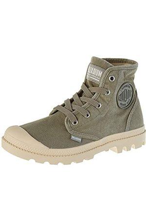 Palladium Damen Us Pampa Hi F Hohe Sneaker, (Vetiver N08)