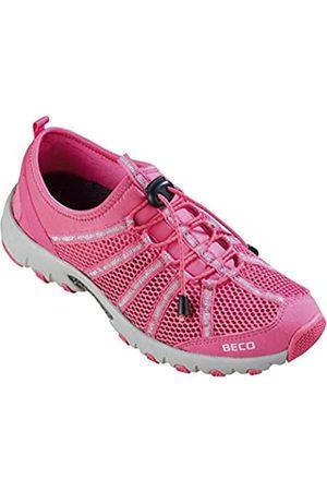 Beco Beermann GmbH & Co. KG Damen Shoe Trainer-90663 Aqua Schuhe
