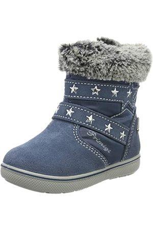 Primigi Baby Mädchen PSN Gore-TEX 43642 Stiefel, (Azzurro/Jeans 4364200)