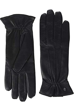 Roeckl Damen Klassiker Gerafft Handschuhe, 6.5 (Herstellergröße: 6